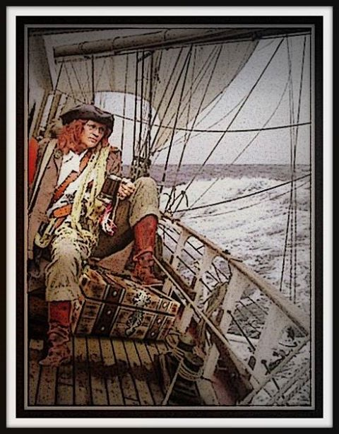 Who wouldn't sell a petticoat and go to sea? – linda