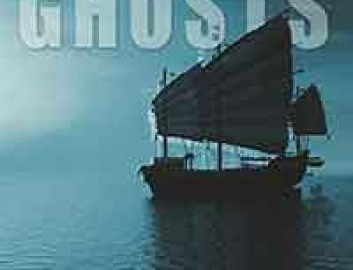 Water Ghosts, the cover