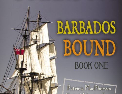Barbados Bound, the audiobook