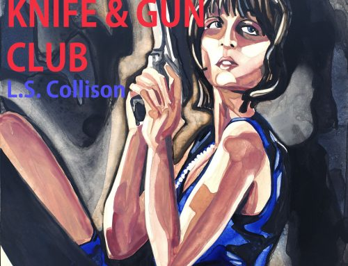 Audiobook Release: Friday Night Knife & Gun Club