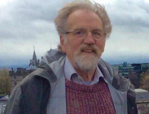 Meet Seymour Hamilton: author, editor, adventurer