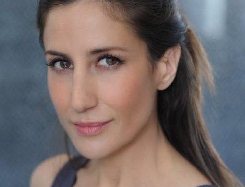 Ariana Fraval is Patricia/Patrick MacPherson